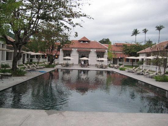Amantaka: Main Pool
