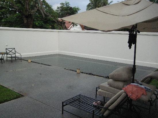 Hotel Amantaka: Private Pool