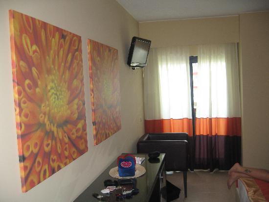 Hotel Topázio : room