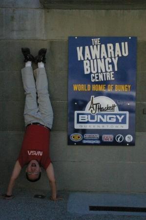AJ Hackett Bungy New Zealand ภาพถ่าย