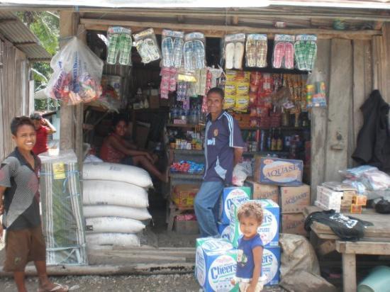 ดิลี , ติมอร์ตะวันออก: Local markets