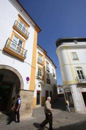 เอโวรา, โปรตุเกส: Evora, Portugal