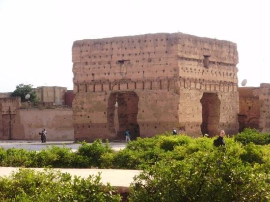 El Badi Palace: Palais El Badi