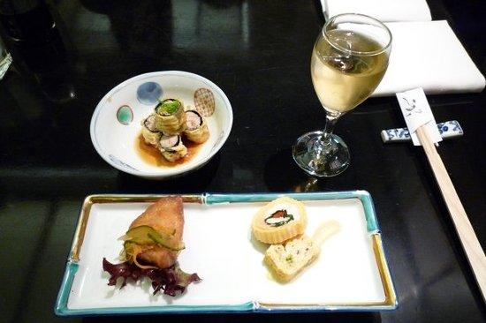 Sala Sala Restaurant: さら さら Japan style restaurant.  懷石料理.