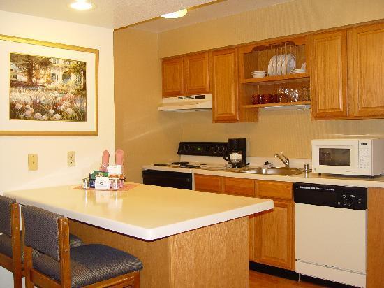 Residence Inn Sunnyvale Silicon Valley II: Kitchen