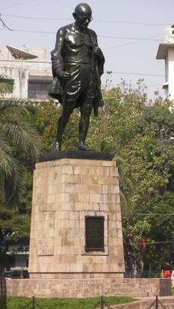 Mumbai (Bombay), Indien: Gandi