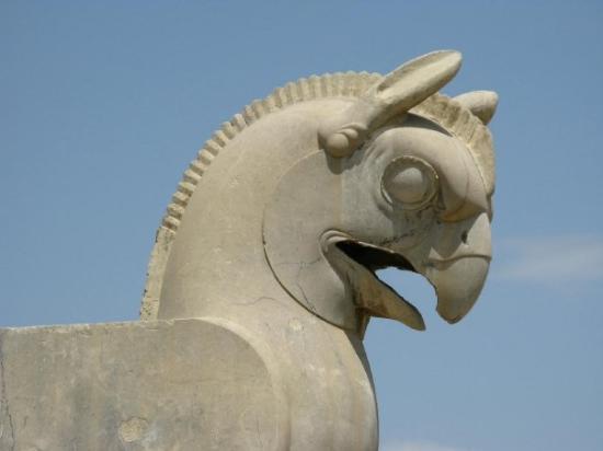 Persepolis - Gryphon