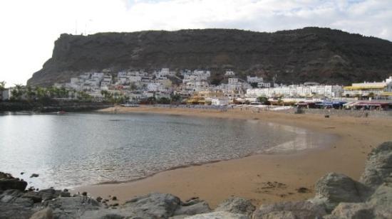 Puerto de Mogan (หมู่บ้านปวยร์โต เด โมกัน), สเปน: Puerto de Mogan