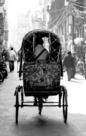 Káthmándú, Nepál: Near Durbar Square