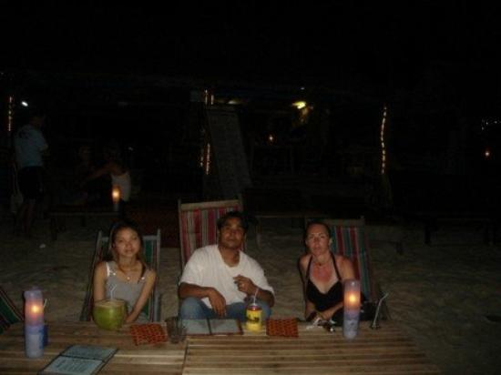Serendipity Beach: Hanging out with Ly and Lek