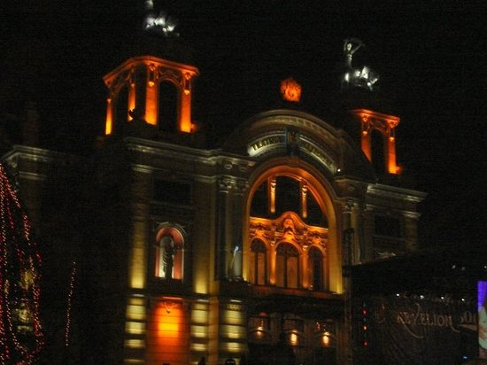 National Theater: Opera House