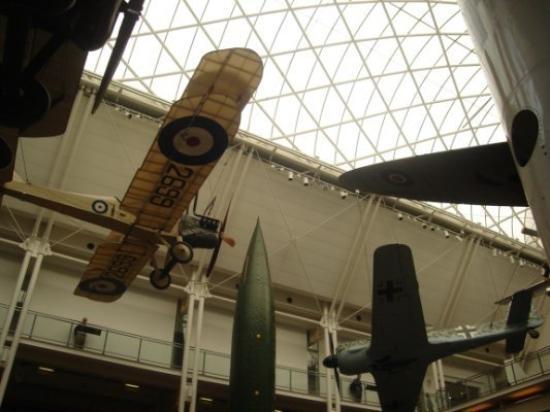พิพิธภัณฑ์สงครามจักรวรรดิ: Imperial war museum