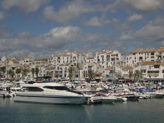 Puerto Banus Marina: Peurto Banus, Marbella 19/05/08