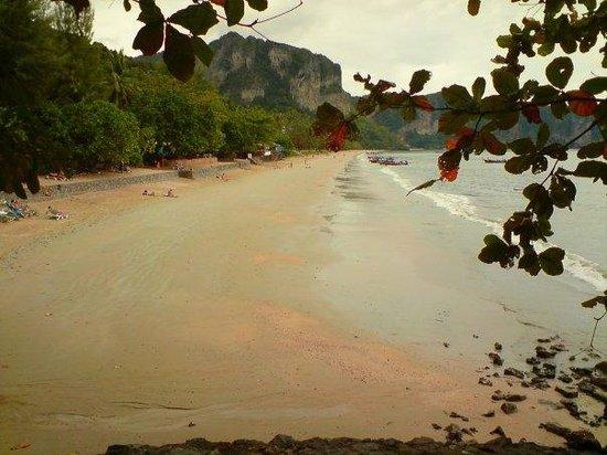 อ่าวพระนาง: Ao Nang beach