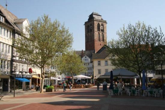 บาดเฮร์สเฟลด์, เยอรมนี: The greatest thing about the downtown area of Bad Hersfeld? NO CARS! More information on the cit