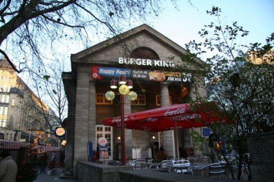 the cathedral of burger king hamburg naturally germany picture of hamburg germany. Black Bedroom Furniture Sets. Home Design Ideas