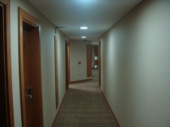Hotel Venera: Couloir de chambres