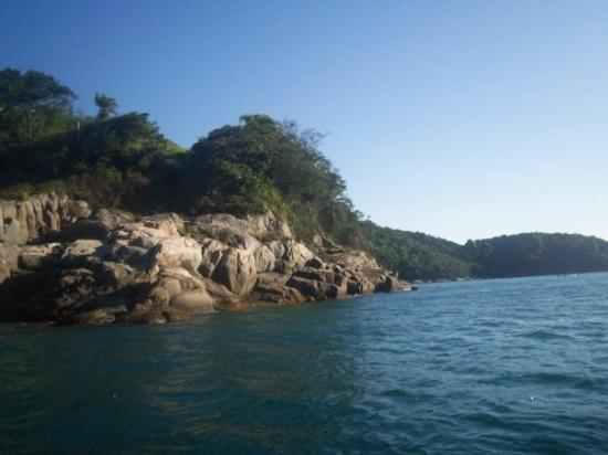 Porto Belo: Ilha
