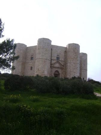 Ruvo Di Puglia, Italia: Castel del Monte (1cent stück)