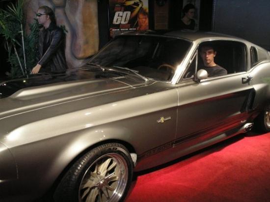 Hollywood Star Cars Museum Aufnahme