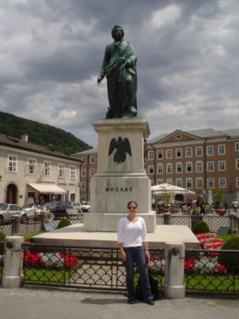 Mozartplatz ภาพถ่าย