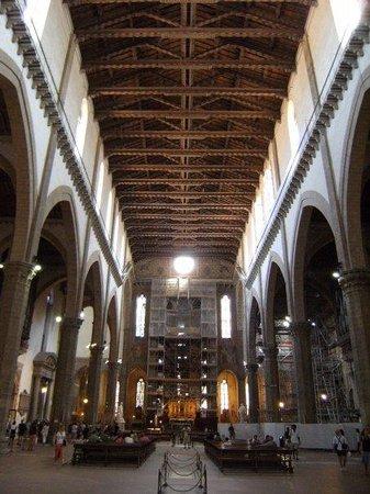 Hotel Santa Croce: Santa Croce (soffitto ligneo)