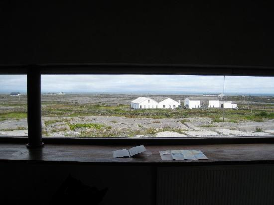 Inis Meain Restaurant & Suites: View from the Suite