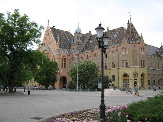 Kecskemet Town Hall