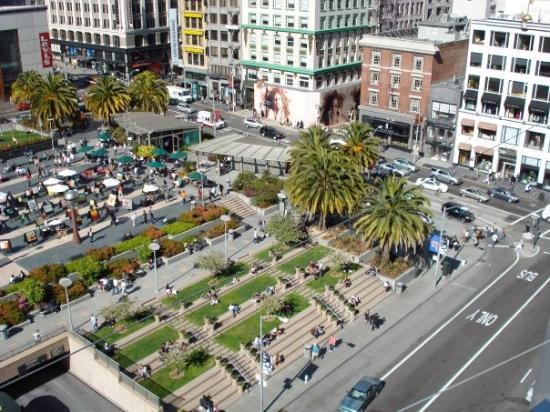 Union Square ภาพถ่าย
