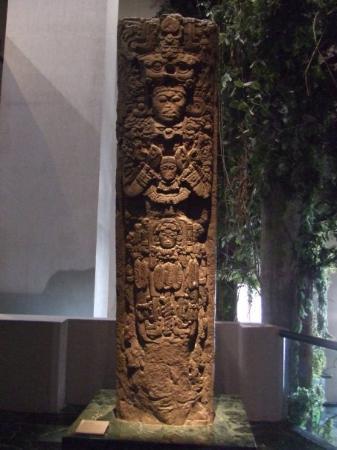 Museo de la Cultura Maya: 非常精細的雕刻