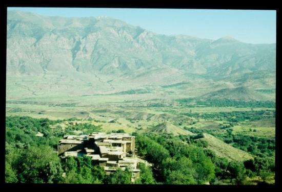 Asni, Marokko: Village