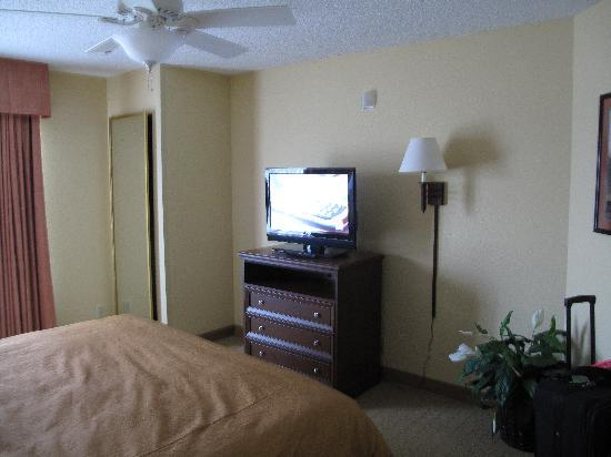Homewood Suites by Hilton Houston - Clear Lake: Master Bedroom