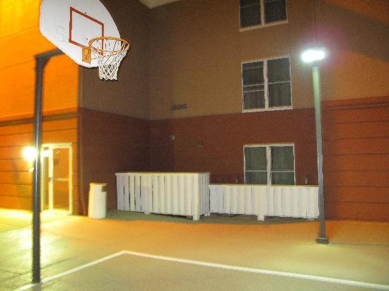 Homewood Suites by Hilton Houston - Clear Lake: Basketball court