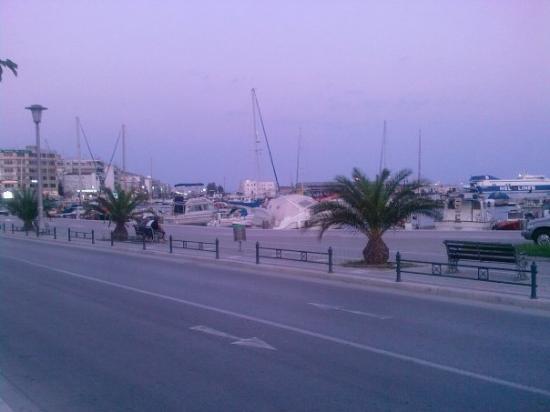 โวลอส, กรีซ: Port in Volos