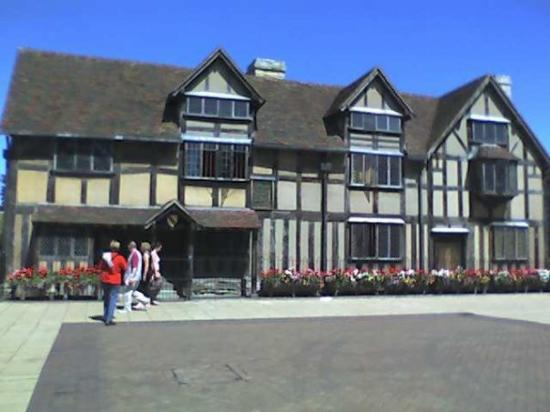 Shakespeare's Birthplace, Stratford-upon-Avon, Warks