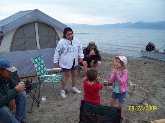 Nixon Nv Camping At Pyramid Lake