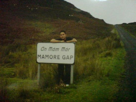 Donegal Town, Ireland: Mamore Gap Northern Ireland