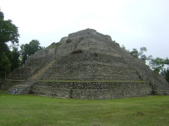 Chacchoben, เม็กซิโก: Mayan Ruins!