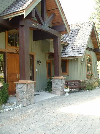 Whistler Alpine Chalet Retreat & Wellness Foto