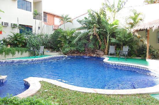 Santa Teresa, Paraguay: Pool #1