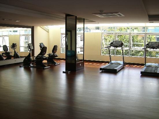ออกัสท์ สวีท พัทยา: Fitness Centre