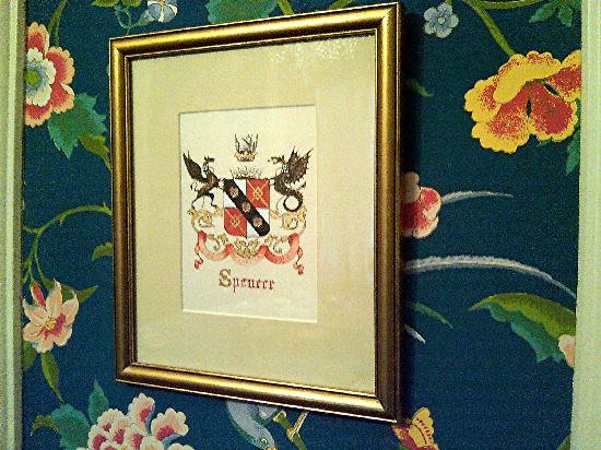 Spencer On Main: Spencer Family Coat of Arms