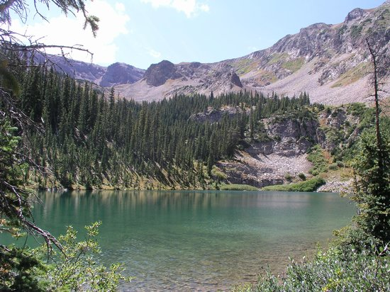 Cathedral Lake Trail: The Siren Herself