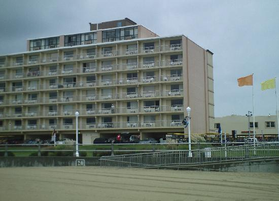 Travelodge By Wyndham Suites Virginia Beach Oceanfront Hotel From The One On