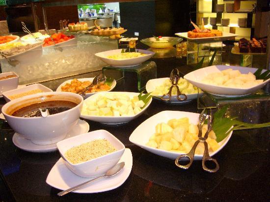 G Hotel Gurney: 野菜も