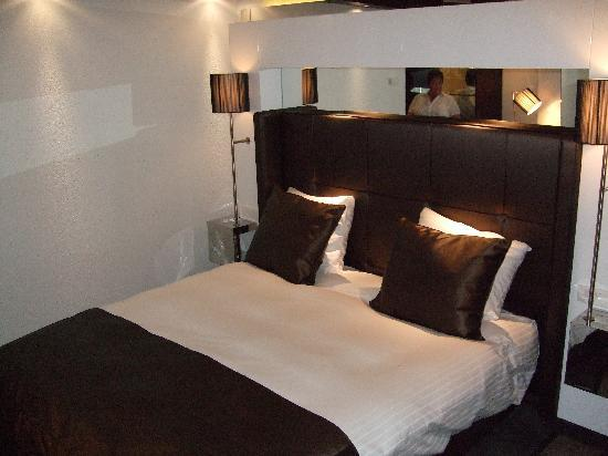 WestCord Fashion Hotel Amsterdam: The best bed we have ever slept in!