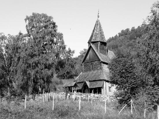 Urnes Stave Church: Urnes stavkiche
