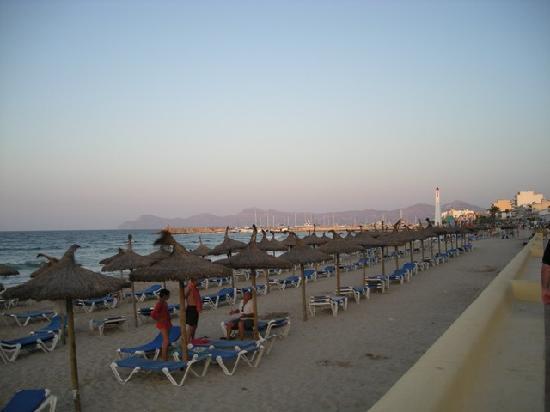 Hotel Haiti Ca N Picafort Majorca Spain