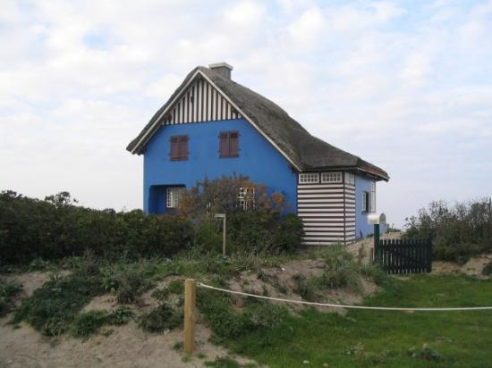 """Heiligenhafen, Alemania: Das """"Blaue Haus"""""""