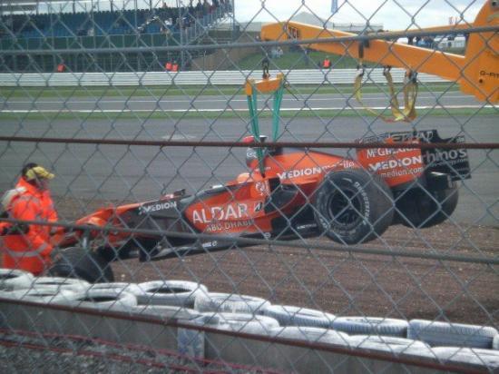 Silverstone ภาพถ่าย